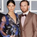 Lily Aldridge and Caleb Followill - 435 x 580