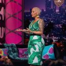 Amber Rose Filming The Amber Rose Show in Los Angeles, California -  September 26, 2016 - 454 x 503