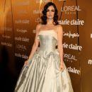 Paz Vega - Marie Claire Prix De La Mode 2008 Awards In Madrid, Spain, November 20 2008