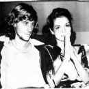 Bianca Jagger and Bjorn Borg