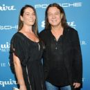 Janie and Eddie Van Halen attend the Esquire 80th Anniversary on September 17, 2013 in New York City - 425 x 594