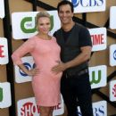 Johnathon Schaech and Julie Solomon - 454 x 714