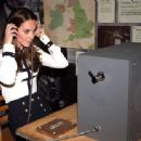 Kate Middleton Visits Bletchley Park (June 18, 2014)