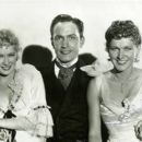 Miriam Hopkins, Fredric March & Rose Hobart