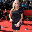 Jennie Finch - ESPY Awards At Nokia Theatre L.A. Live On July 14, 2010 In Los Angeles, California