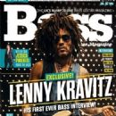 Lenny Kravitz - Bass Guitar Magazine Cover [United Kingdom] (December 2018)