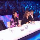Bill Sameth, Martine McCutcheon, Chris Cowey, Michael Ball on Soapstar Superstar