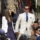 Michael Weatherly and Bojana Jankovic - 369 x 450