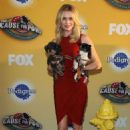 Rebecca Romijn Foxs Cause For Paws An All Star Dog Spectacular In Santa Monica