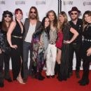 Steven Tyler attends the 49th Annual Nashville Film Festival - 'Steven Tyler: Out On A Limb' World Premiere on May 10, 2018 in Nashville, Tennessee - 454 x 336