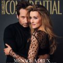 David Duchovny, Natascha McElhone - Los Angeles Confidential Magazine Cover [United States] (September 2012)