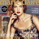Natalia Vodianova - Marie Claire Magazine Pictorial [Korea, South] (January 2013)