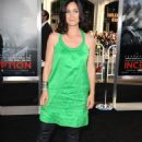 Carrie-Anne Moss - 'Inception' Los Angeles Premiere At Grauman's Chinese Theatre On July 13, 2010 In Hollywood, California