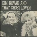 Kim Novak and Richard Johnson - The Lowdown Magazine Pictorial [United States] (November 1966) - 454 x 608