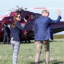 The Duke and Duchess of Cambridge Visit the Isles of Scilly - 454 x 551
