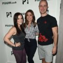 Nikki Sanderson – P1 Gym Open Evening in Manchester - 454 x 688