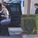 Louis Tomlinson and Briana Jungwirth - 400 x 291