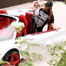 Blac Chyna Buys Herself a Brand New $272K Ferrari 488 Spider - July 24, 2017 - 454 x 454
