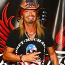 Bret Michaels performs at the Rockfest 80's Concert - Day 1 at Markham Park on April 2, 2016 in Sunrise, Florida. - 403 x 600