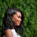 Chanel Iman – CFDA/Vogue Fashion Fund 15th Anniversary Event in Brooklyn - 454 x 303