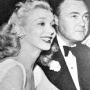Carole Landis and Gene Markey