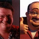 Wayne Knight in Disney's Toy Story 2 - 11/99