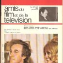 Goldie Hawn - Amis Du Film Et De La Télévision Magazine Cover [France] (December 1970)