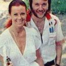 Benny Andersson and Anni-Frid Lyngstad - 141 x 379