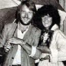 Benny Andersson and Anni-Frid Lyngstad - 216 x 203