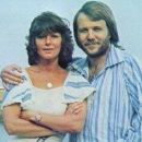 Benny Andersson and Anni-Frid Lyngstad - 209 x 184