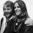 Benny Andersson and Anni-Frid Lyngstad - 179 x 158