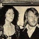 Benny Andersson and Anni-Frid Lyngstad - 214 x 163