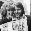 Benny Andersson and Anni-Frid Lyngstad - 249 x 209