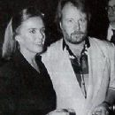 Benny Andersson and Mona Norklit - 217 x 281