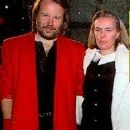 Benny Andersson and Mona Norklit - 193 x 222