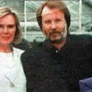 Benny Andersson and Mona Norklit