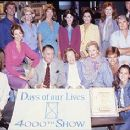 Brenda Benet and Days Of Our Lives Cast Celebrate Their 4000th Show