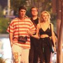 Nicola Peltz – Night out at 1OAK in West Hollywood
