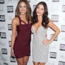 Arianny Celeste and Brittany Palmer At After Fight Party In Vegas