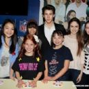 Nick Jonas hosted Kids' Night on Broadway, February 7, in New York City. The annual event was held at Madam Tussauds
