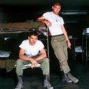 Colin Farrell and Matthew Davis in 20th Century Fox's Tigerland - 2000
