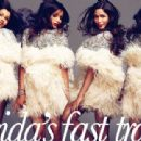 Freida Pinto - Flare Magazine Pictorial [Canada] (October 2011)