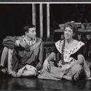 ONCE UPON A MATTRESS Original 1959 Broadway Cast Starring Carol Burnett - 454 x 372