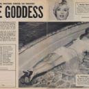 Vikki Dougan - Girl Watcher Magazine Pictorial [United States] (June 1959) - 454 x 310