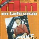 Ciske de Rat - Film en televisie Magazine Cover [Belgium] (September 1984)