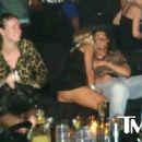 Paris Hilton and Cristiano Ronaldo