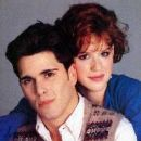Molly Ringwald and Michael Schoeffling
