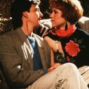 Molly Ringwald and Andrew McCarthy
