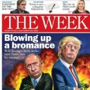Vladimir Putin For The Week Magazine April 21,2017