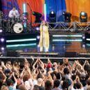 Sabrina Carpenter – Performs at Good Morning America Summer Concert Series in NYC